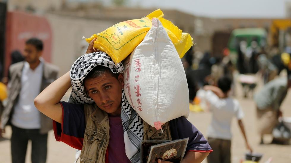 How lack of neutrality can sow suspicion of aid groups image