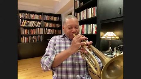 Jazz Legend Wynton Marsalis Reflects on His Late Father
