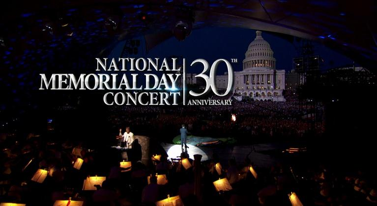 WXEL Presents: The National Memorial Day Concert