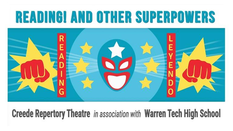 RMPBS Presents...: Reading! And Other Superpowers