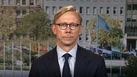 Amanpour and Company -- Brian Hook on the UN General Assembly & U.S.-Iran Relations