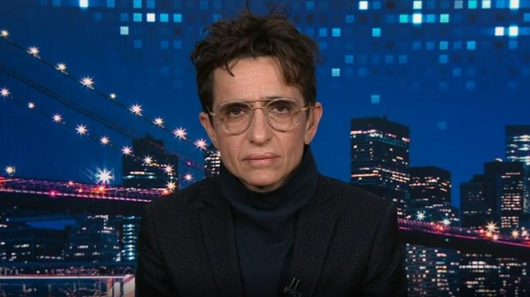 Amanpour and Company: Masha Gessen on the Need for a Stable and Free Ukraine