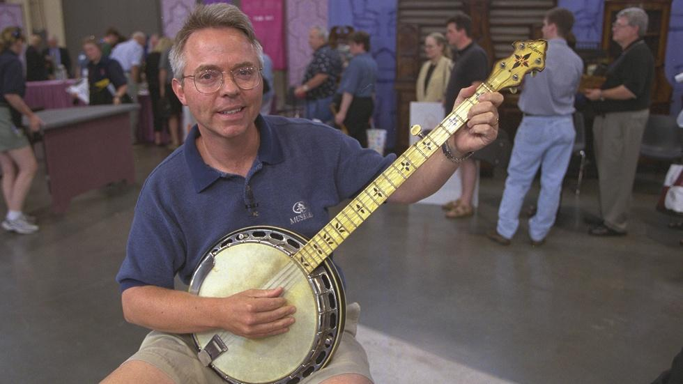 S21 Ep25: Appraisal: Gibson RB-11 5-string Banjo, ca. 1936 image