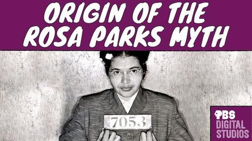 Origin of Everything : Is the Rosa Parks Story True?