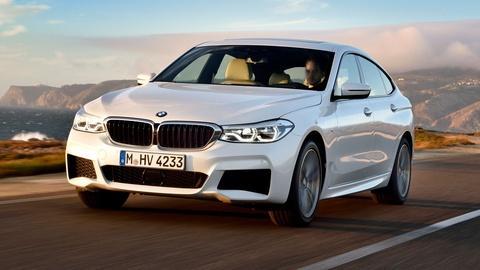 2018 BMW 640i Gran Turismo & 2018 Tesla Model 3
