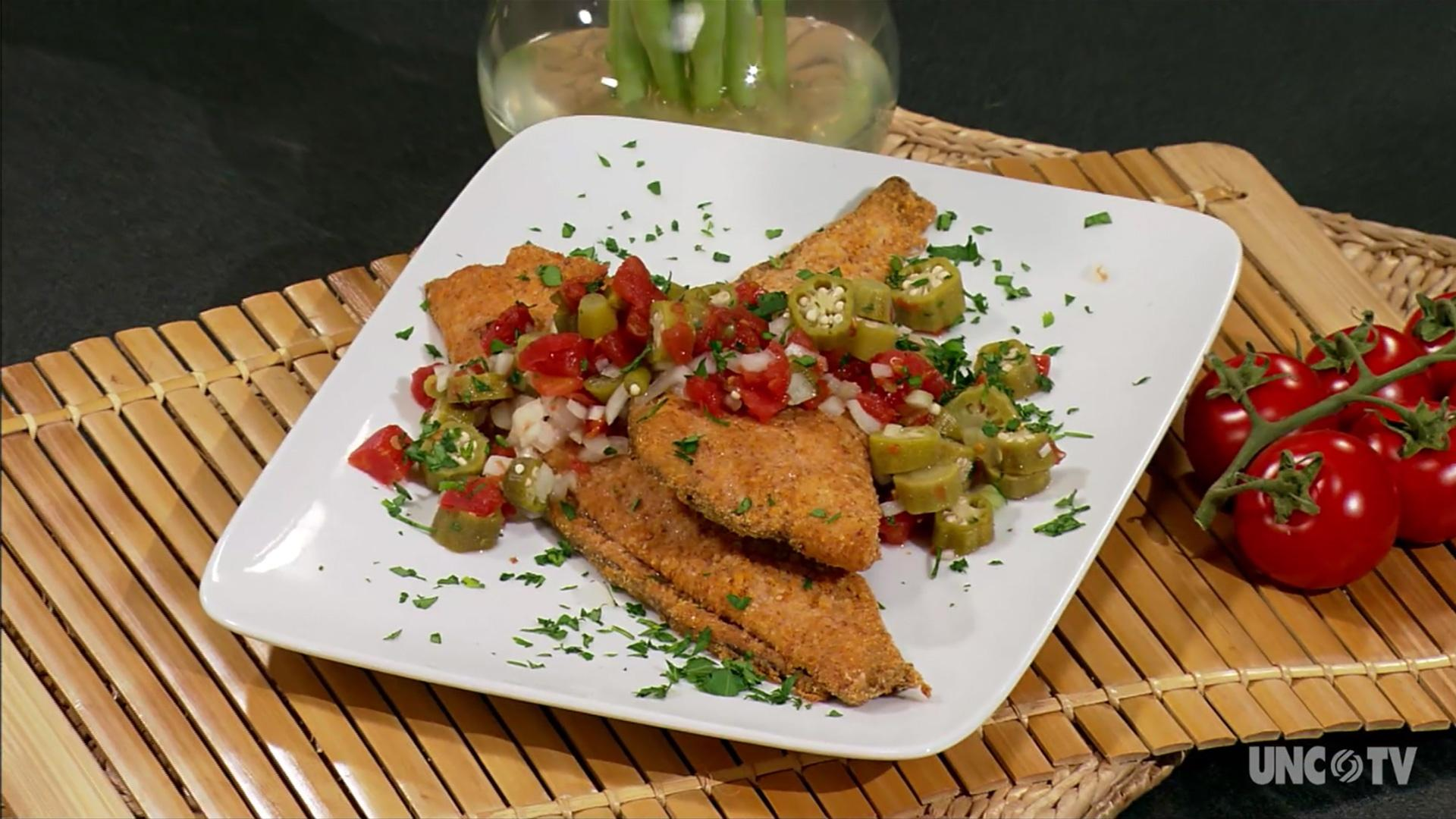 Simple Cooking: Join Donna Reynolds for a Catfish Recipe
