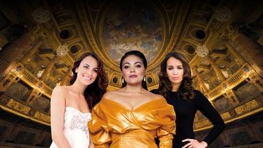 Three Divas at Versailles Preview