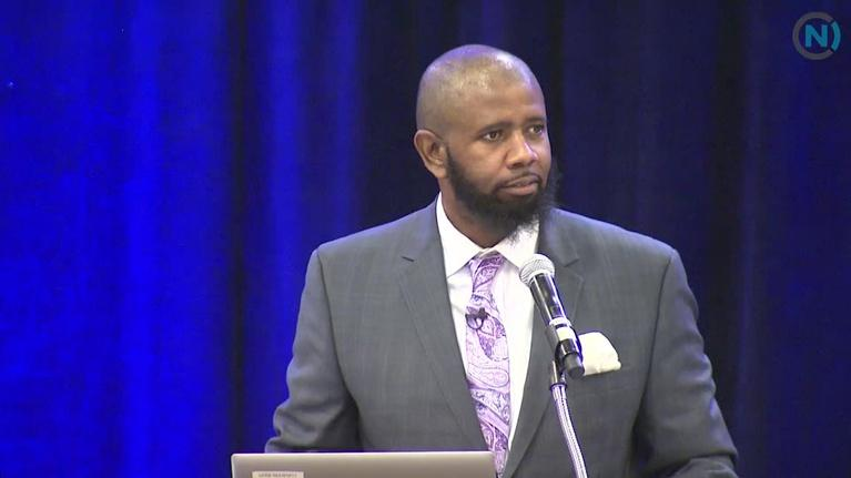 "NC Channel: Fatherhood Conference keynote speaker Dion ""Showtime"" Chavis"