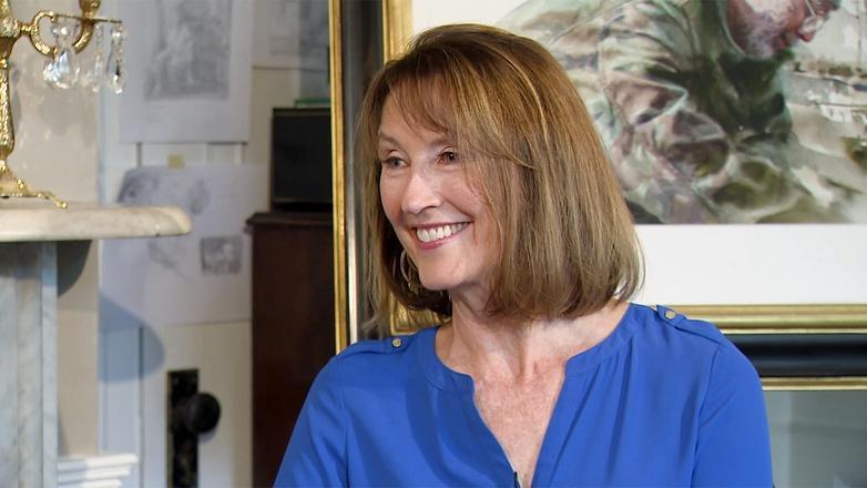Artist Mary Whyte Honors Veterans logo