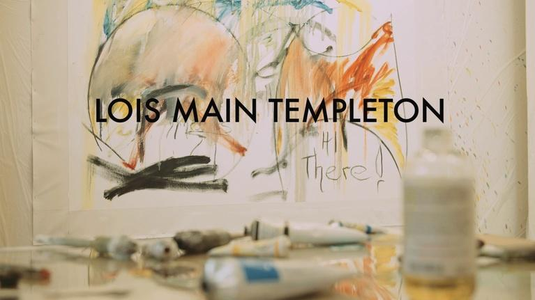 The Art of the Matter: Lois Main Templeton