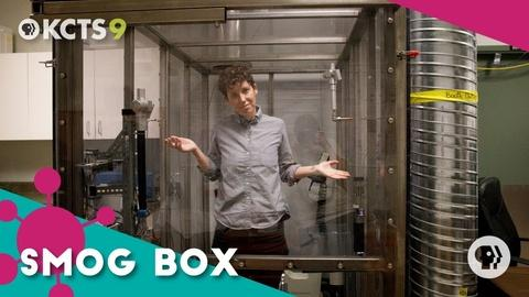 ReInventors -- Would you lock yourself in a box of smog–for science?