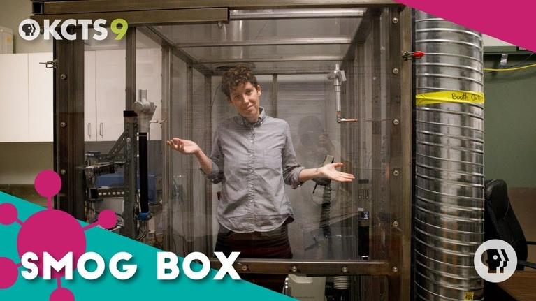 ReInventors: Would you lock yourself in a box of smog–for science?