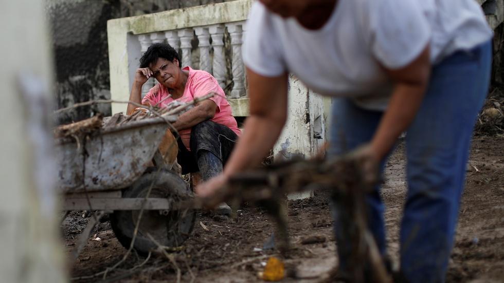 Puerto Rico needs unprecedented aid, says governor image