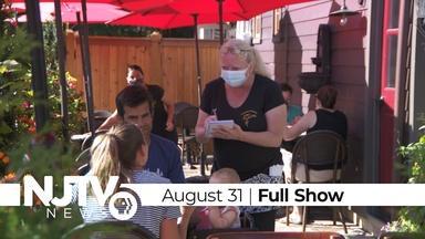NJTV News: August 31, 2020