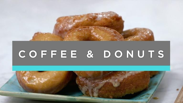 Feast TV: Coffee & Doughnuts