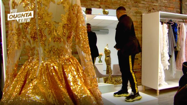 You Oughta Know: Fit for a King: Gowns by the Philly Prom King