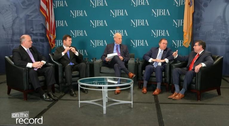 On the Record: Legislative leaders
