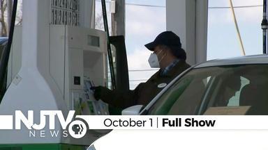 NJTV News: October 1, 2020
