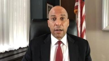 Booker says focus on COVID-19 relief, not Supreme Court pick