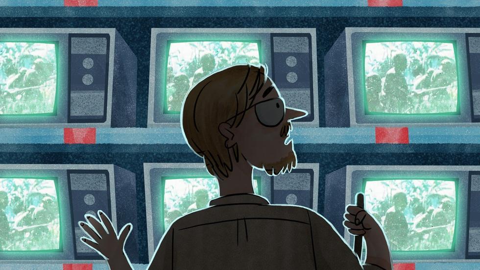 StoryCorps Shorts: Tom's War image