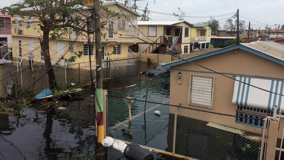 Puerto Rico residents after Maria say, 'we've got nothing' image