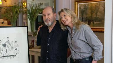 Celebrity Edition: Rubén Blades & Luba Mason