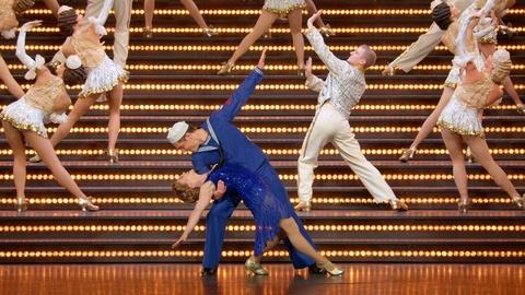 """Great Performances -- The Story Behind the """"Stair Dance"""""""