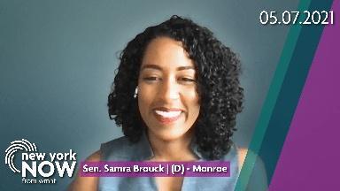 Mental Health Crisis Hotline with State Senator Samra Brouck