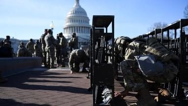 Investigations intensify in the wake of the Capitol riot