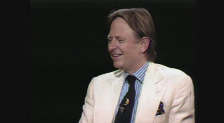 From the WTTW Archive: From the Archive: Tom Wolfe