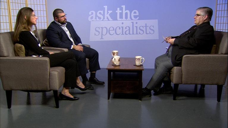 Ask The Specialists: Ask the Optometrist