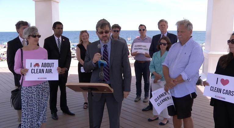 NJTV News: NJ environmentalists fight EPA rollbacks