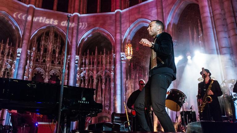 Live from the Artists Den: John Legend