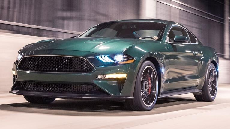 MotorWeek: 2019 Ford Mustang Bullitt & 2019 Bentley Continental GT
