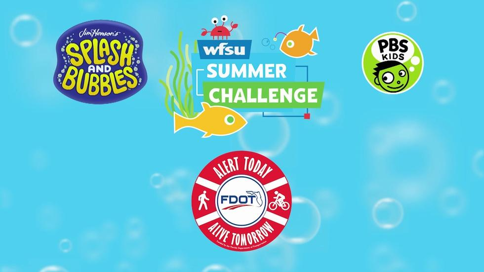 2017 WFSU Summer Challenge Registration image