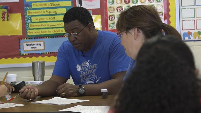 After the Storm: The Story of West Lumberton Elementary: After the Storm Part 1 - The Staff