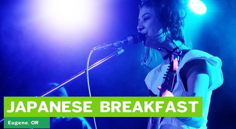 Subcarrier: Japanese Breakfast