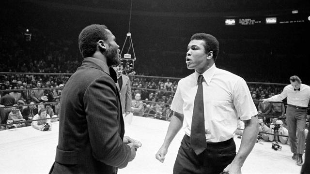 Fighting Words Before the Thrilla in Manila