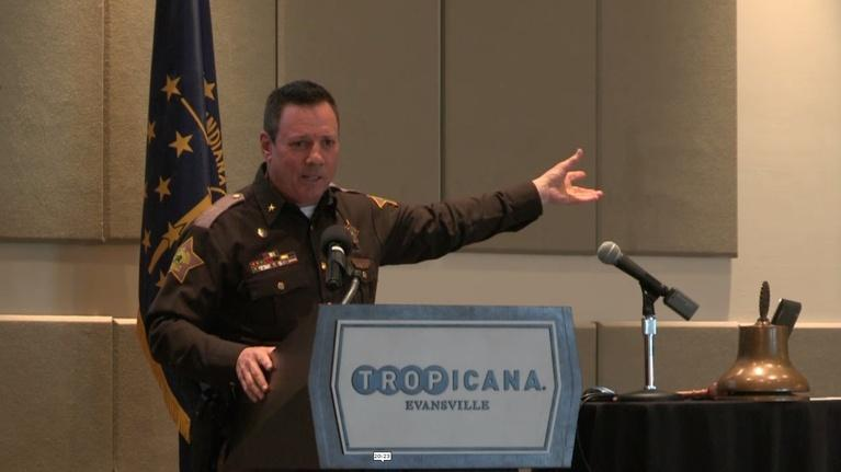 Evansville Rotary Club: Regional Voices: Sheriff Dave Wedding, Jail Discussion