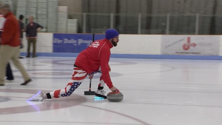 Charlottesville Inside-Out: Blue Ridge Curling; Darden Prisoner Reentry Education Progra