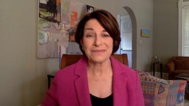 Sen. Amy Klobuchar Talks the G7 Summit