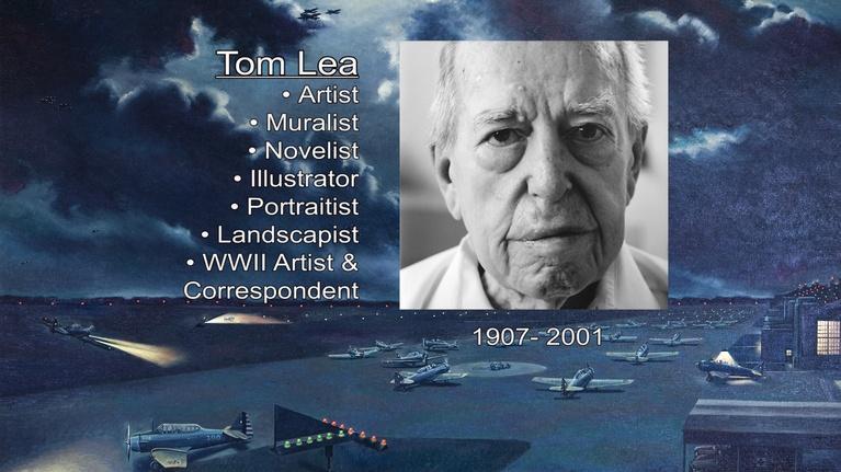 Living Here: Tom Lea