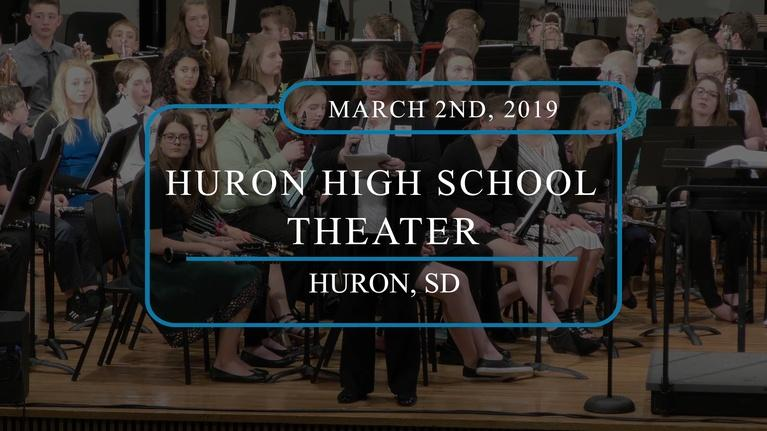 SDPB Specials: 2019 South Dakota Middle School All-State Band Concert