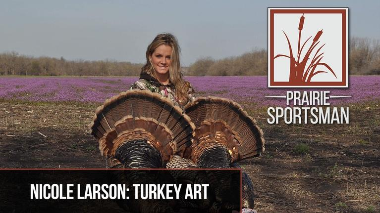 Prairie Sportsman: Nicole Larson: Turkey Art