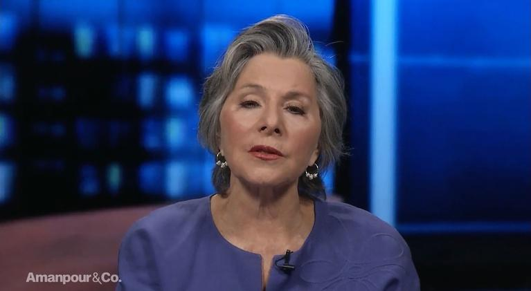 Amanpour and Company: Barbara Boxer