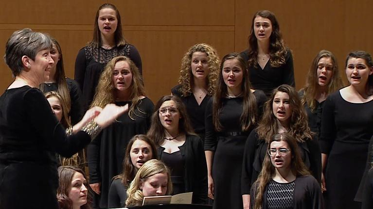 WPT Music & Arts: 2018 WSMA State Honors Concert: Treble Choir