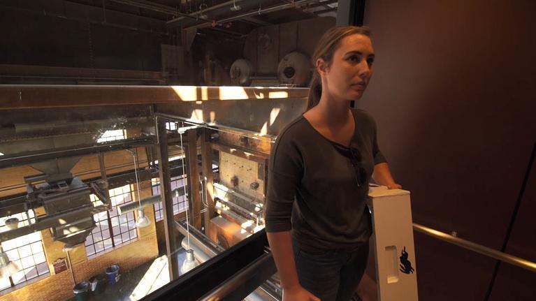 Climate Stories, NC: Leigh-Kathryn Bonner: Beekeeper