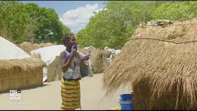 Mozambicans fleeing ISIS struggle to rebuild their lives