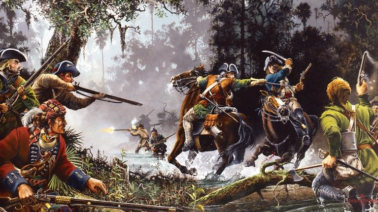 Florida Frontiers: The American Revolution in Florida