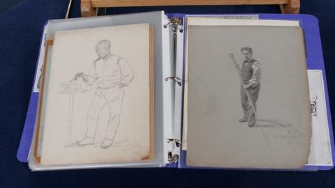 Antiques Roadshow -- Appraisal: John Haberle Painting & Sketches, ca. 1885